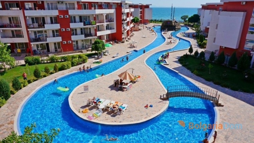 Privilege Fort Beach / Привилидж Форт Бич. Фото комплекса 1