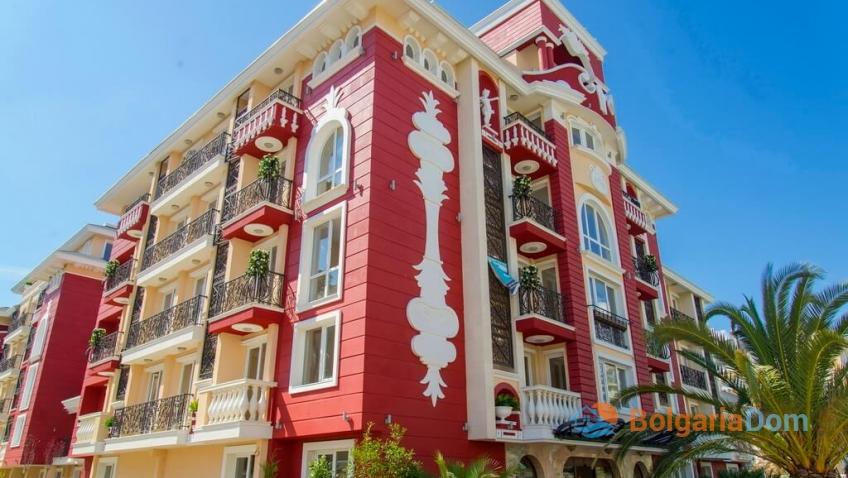 Messembria Resort / Мессембрия Резорт. Фото комплекса 1