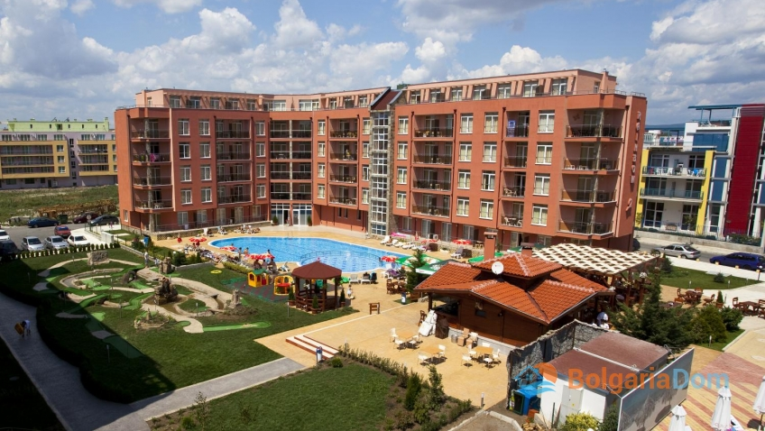 Rainbow Resort / Рейнбоу Резорт. Фото комплекса 1