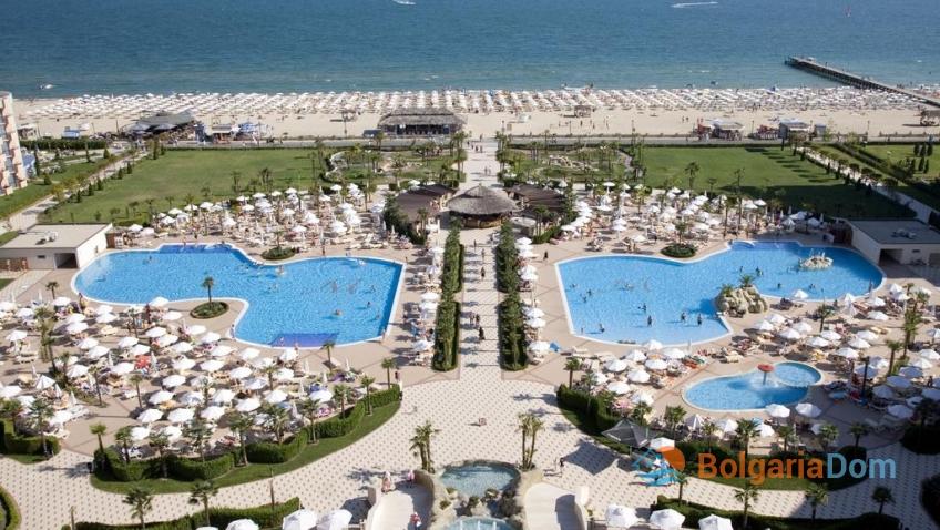 Majestic Beach Resort / Маджестик Бич Резорт. Фото комплекса 2