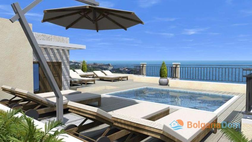 Byala Sun Residence / Бяла Сан Резиденс  . Фото комплекса 3