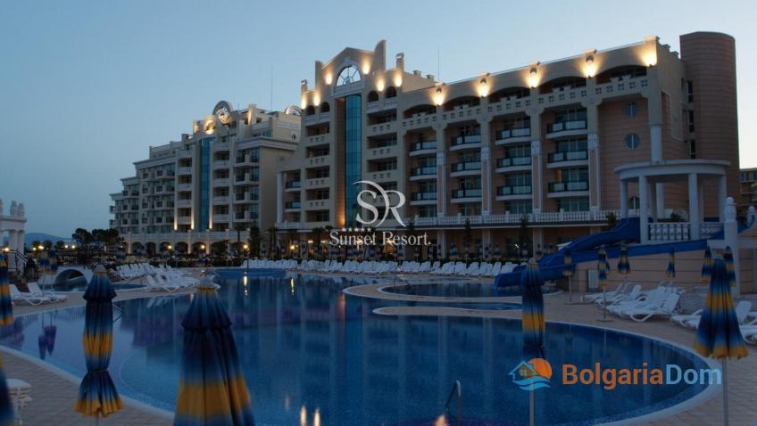 Sunset Resort / Сансет Резорт. Фото комплекса 1
