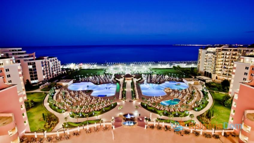 Majestic Beach Resort / Маджестик Бич Резорт. Фото комплекса 6