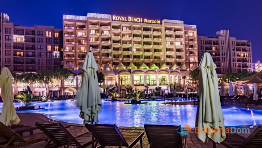Barcelo Royal Beach / Барсело Роял Бич. Фото комплекса 1