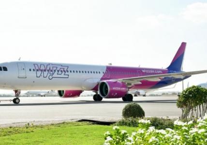 Авиакомпания Wizz Air открывает сезонную авиа-базу в Бургасе
