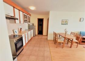 Студия с видом на море в Болгарии. Планировка 1