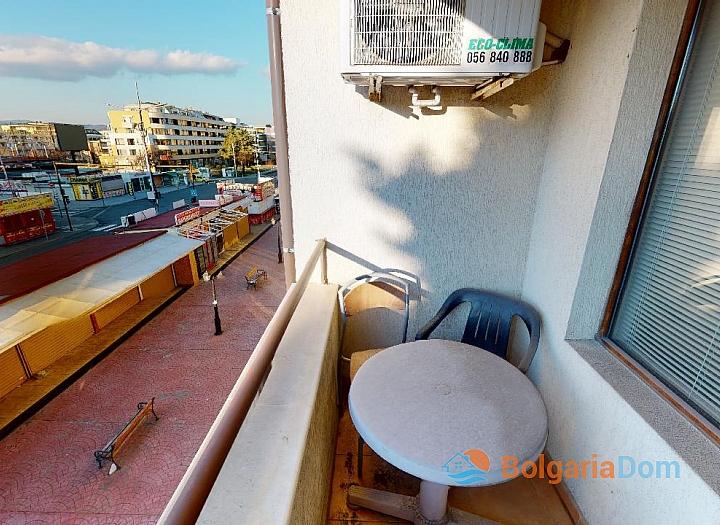 Дешевая квартира в 150 м от пляжа в центре Солнечного Берега. Фото 8