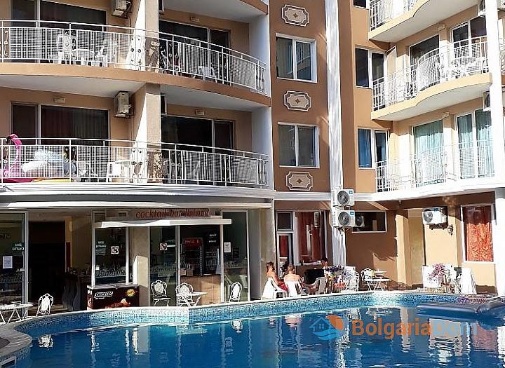 Двухкомнатная квартира в Солнечном Береге. Фото 13
