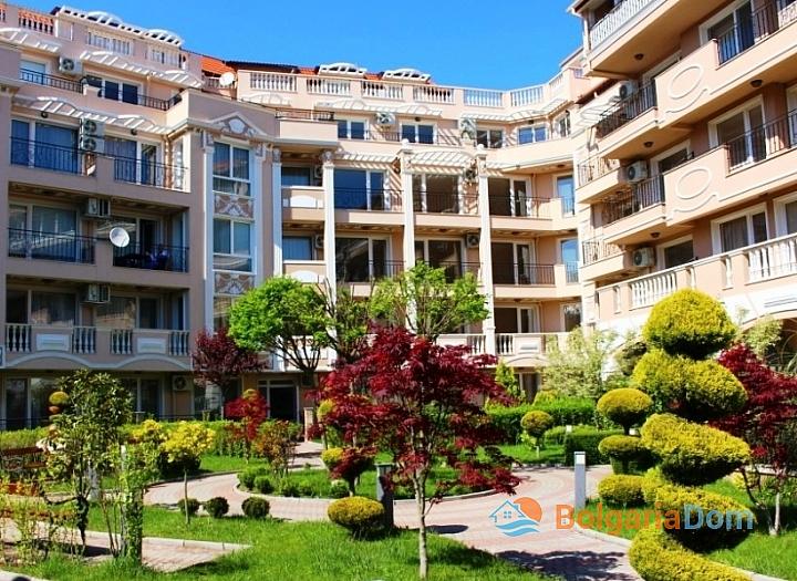 Двухкомнатная квартира в Несебре, Мелия-6. Фото 1