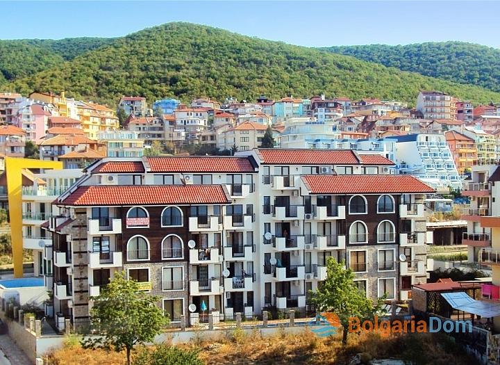 Двухкомнатная квартира в комплексе Вилла Бриз. Фото 18