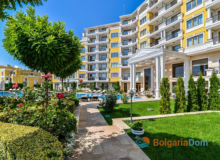 Роскошный апартамент в комплексе люкс Вилла Флоренция. Фото 1