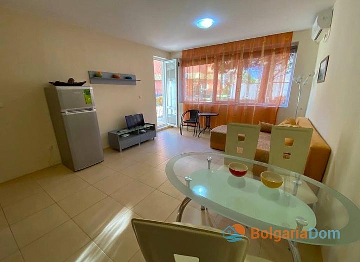 Двухкомнатная квартира в 150 м от пляжа в Равде. Фото 10