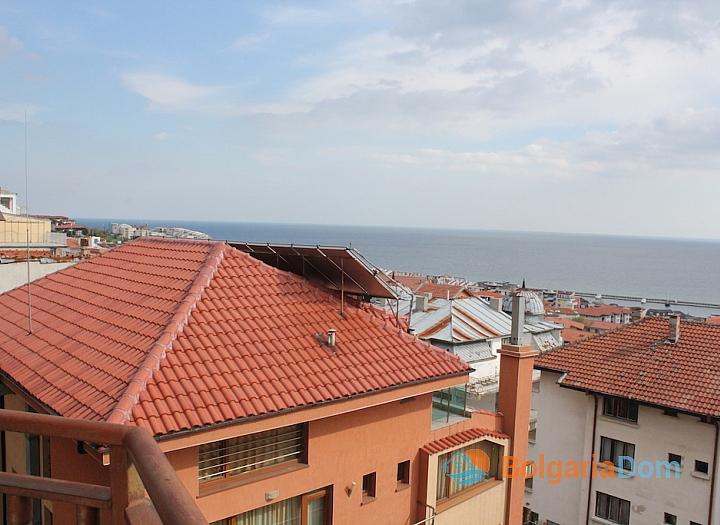 Квартира с видом на море в Святом Власе - без таксы поддержки. Фото 10