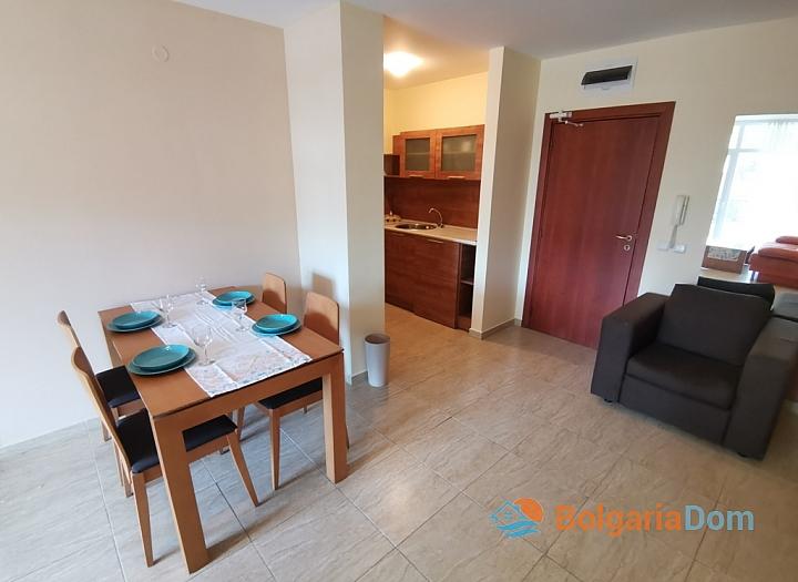 Отличная квартира в комплексе Sun Village, Солнечный Берег. Фото 11