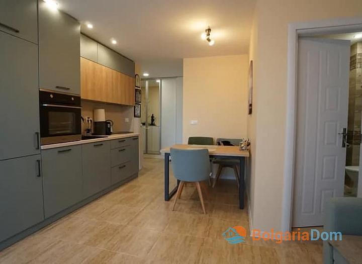 Недорогая двухкомнатная квартира в Несебре. Фото 2