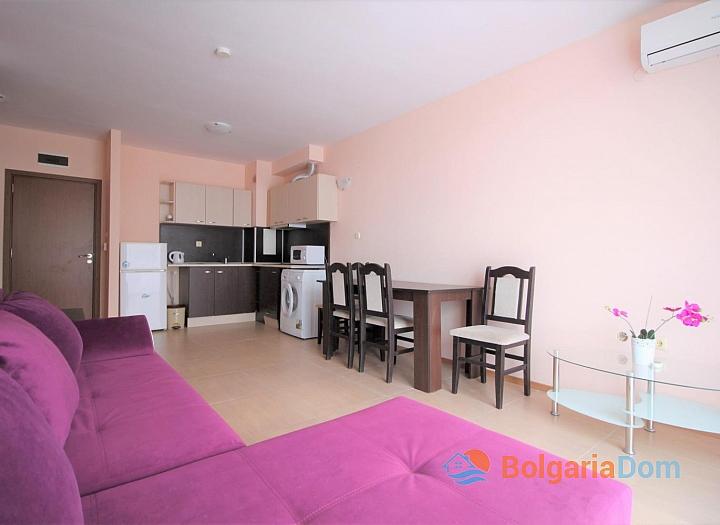 Продажа двухкомнатного апартамента в Солнечном Береге. Фото 12