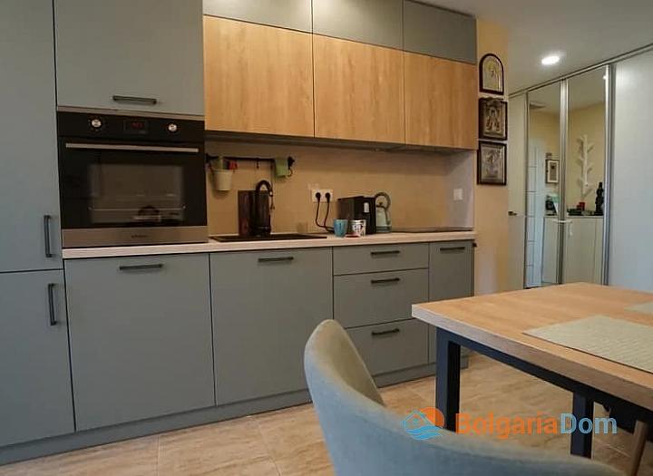 Недорогая двухкомнатная квартира в Несебре. Фото 7