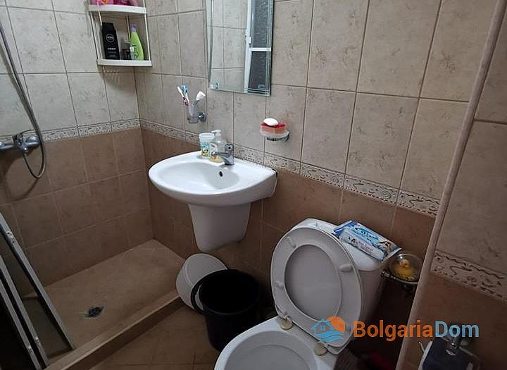 Двухкомнатная квартира без таксы в Несебре - для ПМЖ. Фото 12