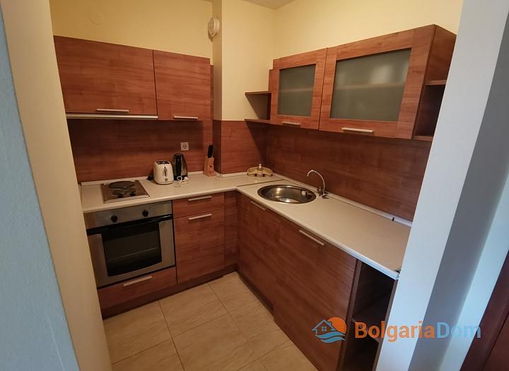 Отличная квартира в комплексе Sun Village, Солнечный Берег. Фото 13