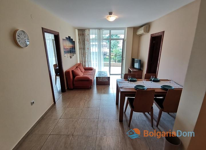 Отличная квартира в комплексе Sun Village, Солнечный Берег. Фото 14