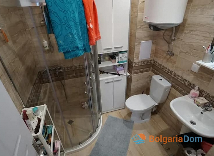 Недорогая двухкомнатная квартира в Несебре. Фото 8
