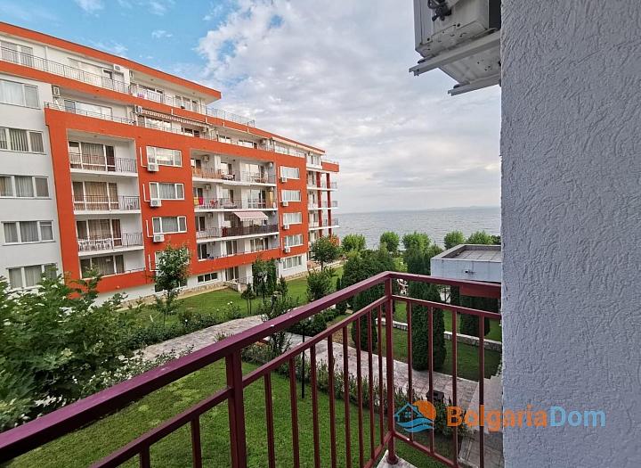 Трехкомнатный апартамент на первой линии в Марина Вью. Фото 15