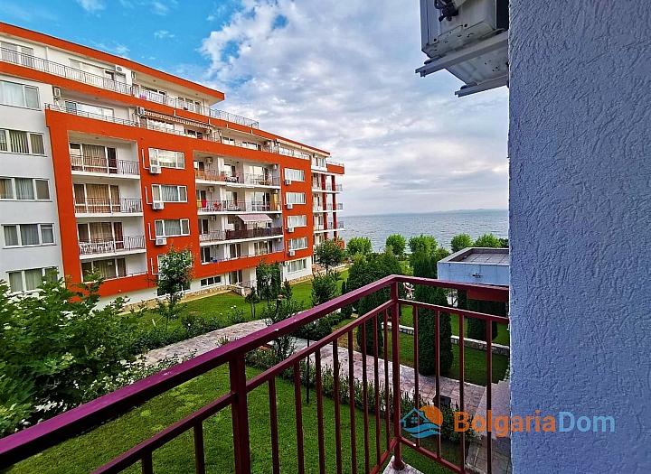 Трехкомнатный апартамент на первой линии в Марина Вью. Фото 1