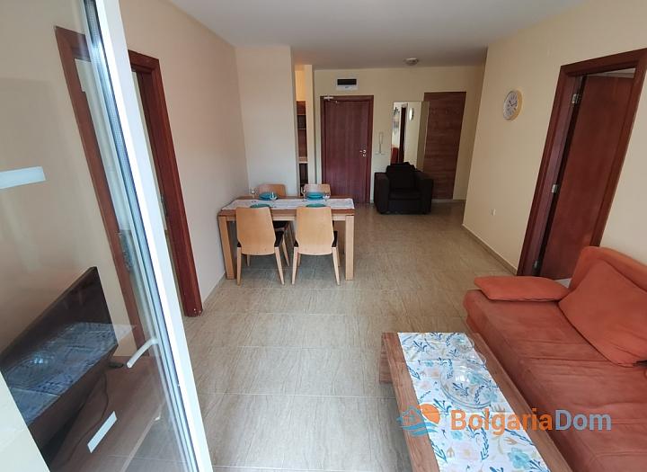 Отличная квартира в комплексе Sun Village, Солнечный Берег. Фото 15