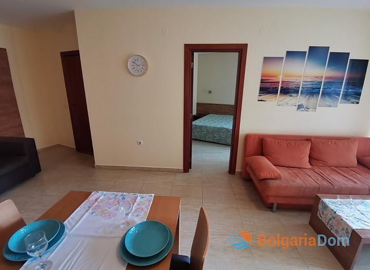 Отличная квартира в комплексе Sun Village, Солнечный Берег. Фото 16