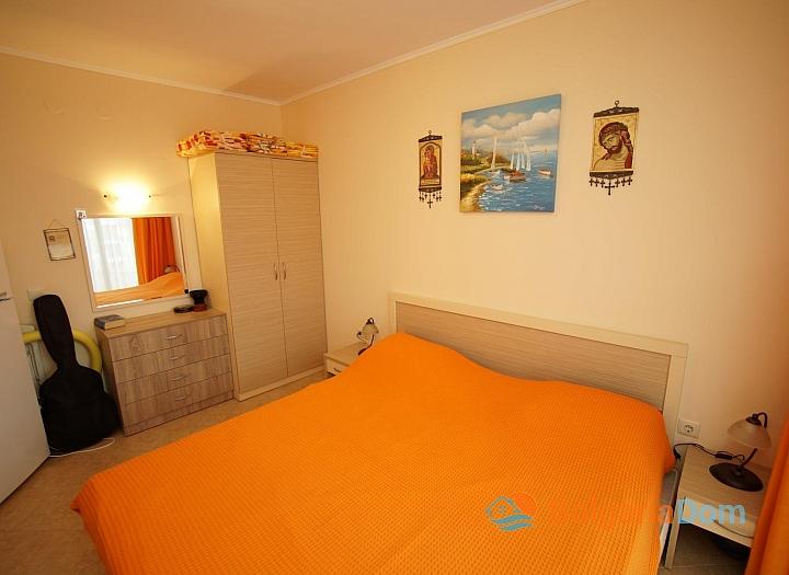 Двухкомнатная квартира в Роял Сан, Солнечный Берег. Фото 3