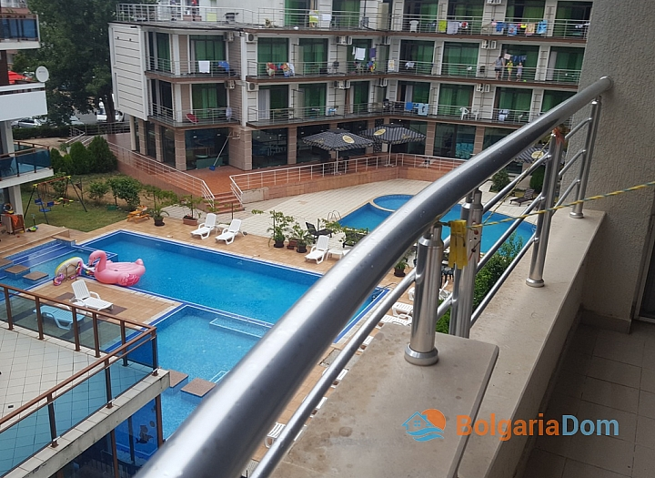 Трехкомнатная квартира недорого в курорте Солнечный Берег. Фото 10