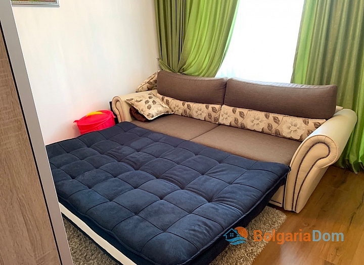 Элитный трехкомнатный апартамент в комплексе Адмирал. Фото 18