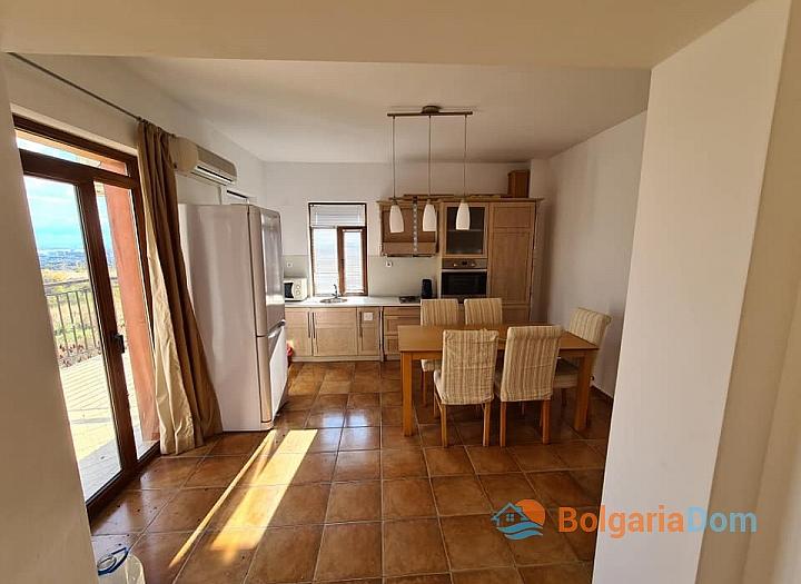 Апартамент с тремя спальнями в Несебр Гарденс, Кошарица. Фото 19