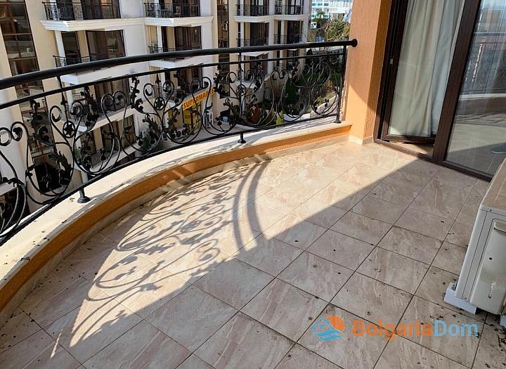 Апартамент на второй линии моря в комплексе Адмирал. Фото 19