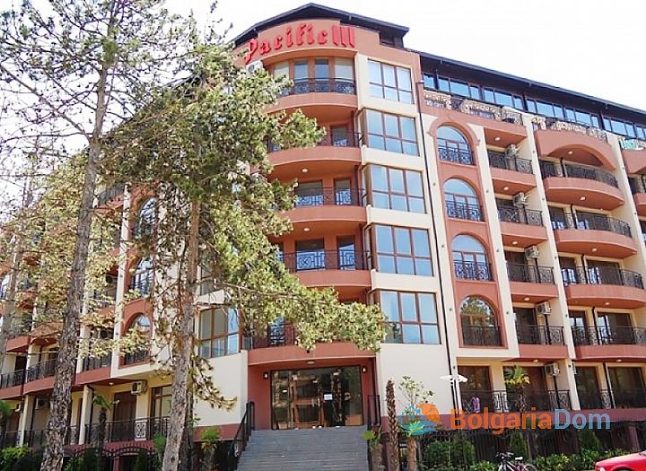 Просторная двухкомнатная квартира в комплексе Пасифик 3. Фото 19