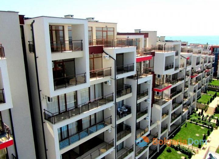 Большая квартира с панорамным видом на море в Святом Власе. Фото 1
