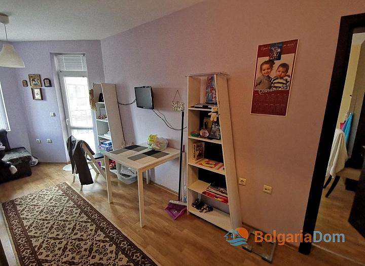 Двухкомнатная квартира без таксы в Несебре - для ПМЖ. Фото 1