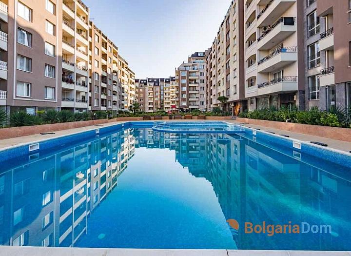 Двухкомнатная квартира на продажу в Бургасе. Фото 2