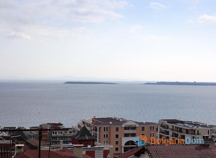 Квартира с видом на море в Святом Власе - без таксы поддержки. Фото 1