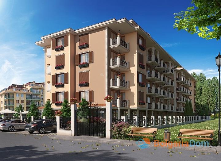 Новые квартиры в рассрочку на Солнечном Береге. Фото 2