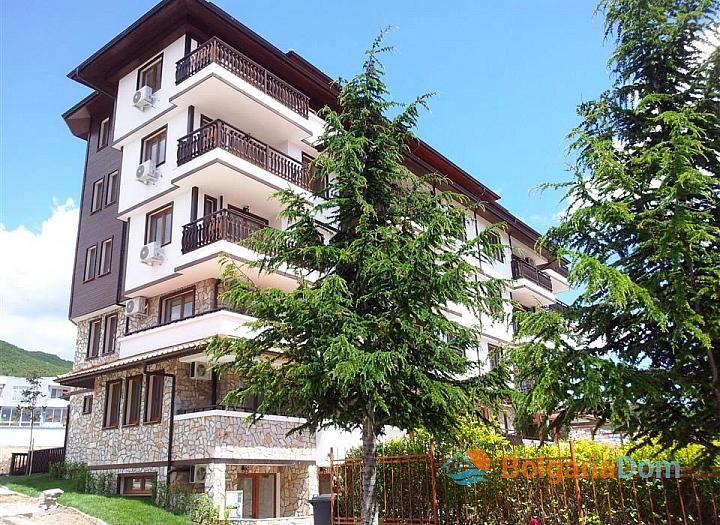 Двухуровневая квартира с видом на море в Святом Власе. Фото 1