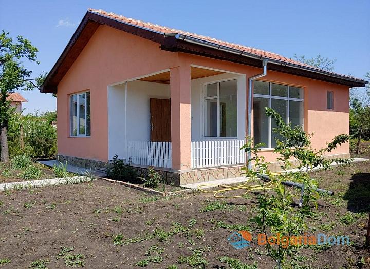 Недорогой новый одноэтажный дом в селе Трыстиково. Фото 1