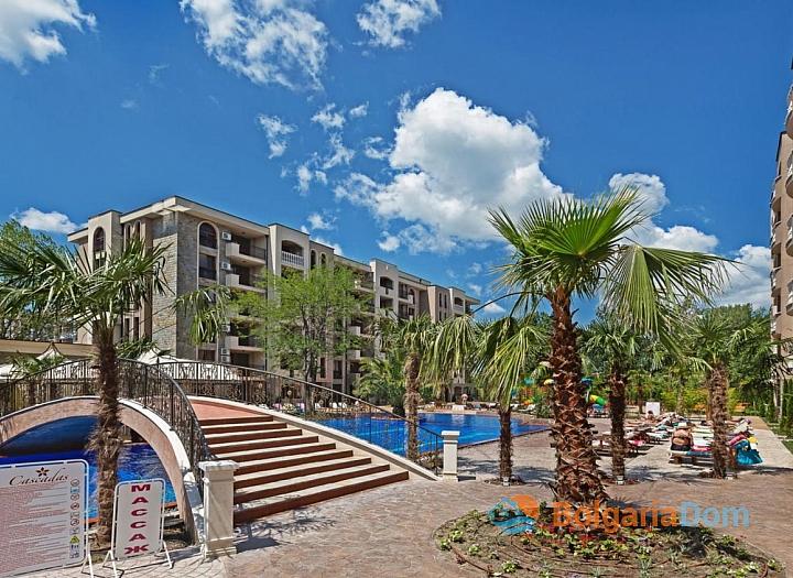 Продается двухкомнатная квартира в комплексе Каскадас-8. Фото 1