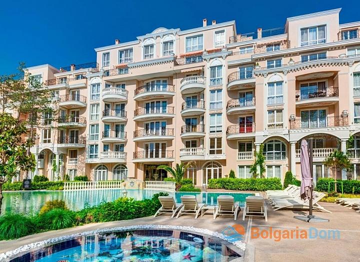 Меблированный апартамент в комплексе люкс Венера Палас. Фото 1