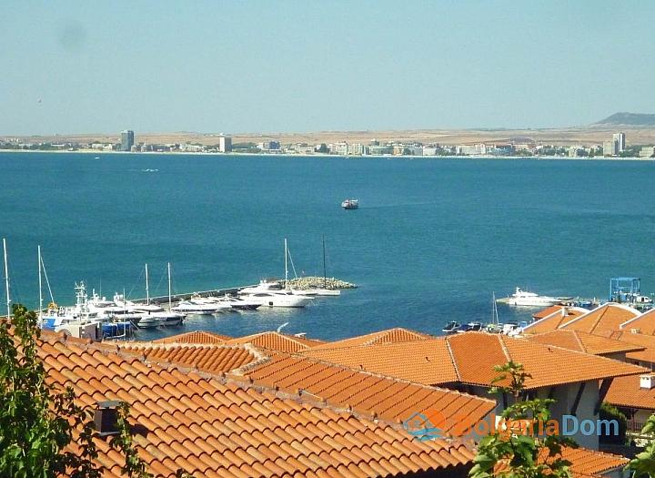 Квартира с видом на море на первой линии в Святом Власе. Фото 21