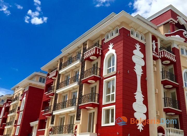 Новая двухкомнатная квартира в Месебрия Резорт. Фото 19