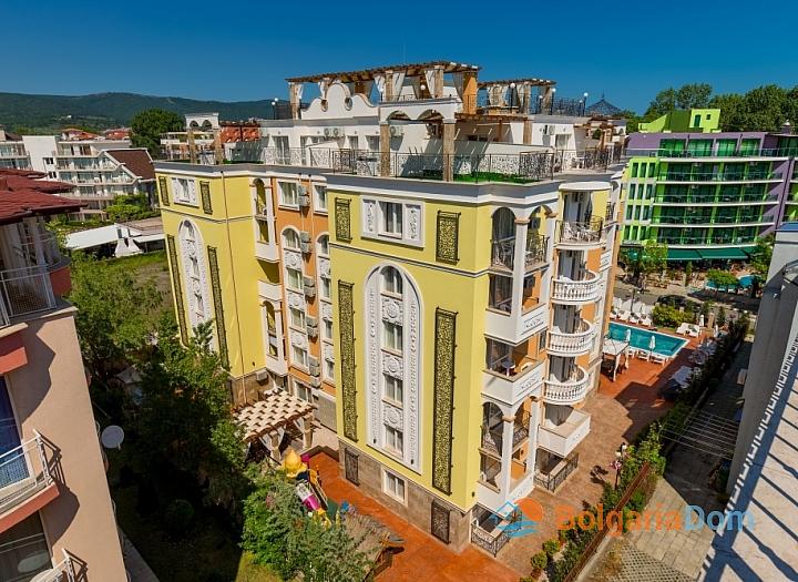 Двухкомнатная квартира в комплексе Sweet Homes 5. Фото 11