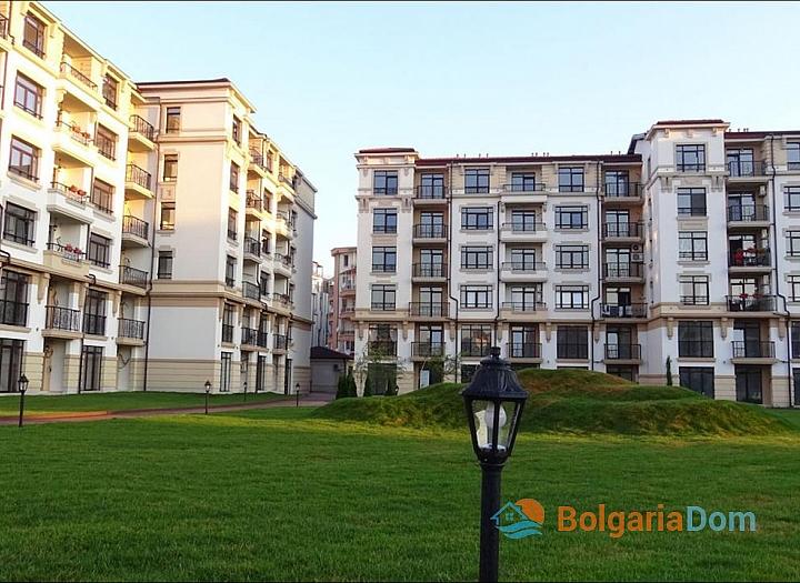 Двухкомнатная квартира в Поморие, Айвазовский Парк. Фото 12