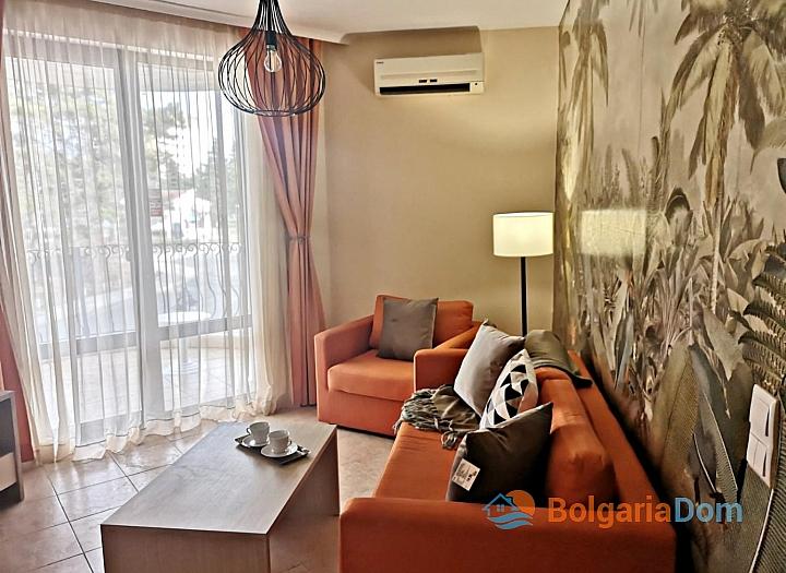 Двухкомнатная квартира в комплексе Роял Сан. Фото 7