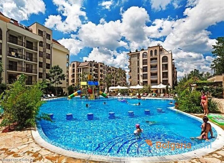 Красивая квартира в элитном комплексе Каскадас. Фото 21
